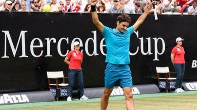 Federer vuelve a ser el número uno tras ganar en Stuttgart