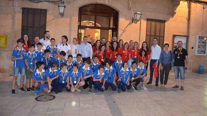 El equipo de basket femenino de Santanyí, a Primera Autonómica
