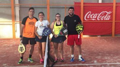 El VI Torneo mallorcadiario.com reúne a más de 140 deportistas en Padel Go In