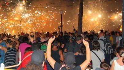 Conciertos, micro-teatro y correfoc en fiestas de verano de Palma