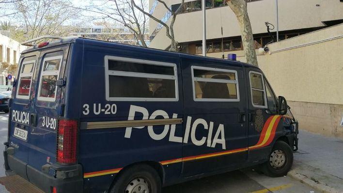 Detenido en Palma por agredir sexualmente a su pareja menor de edad y grabarlo con el móvil