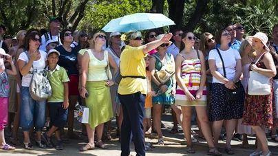 El sector turístico en Balears alcanza los 148.420 trabajadores afiliados