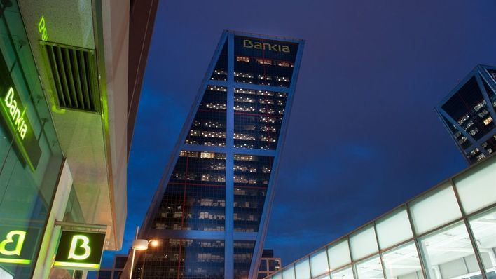Bankia cerrará 2018 con un beneficio de 800 millones de euros