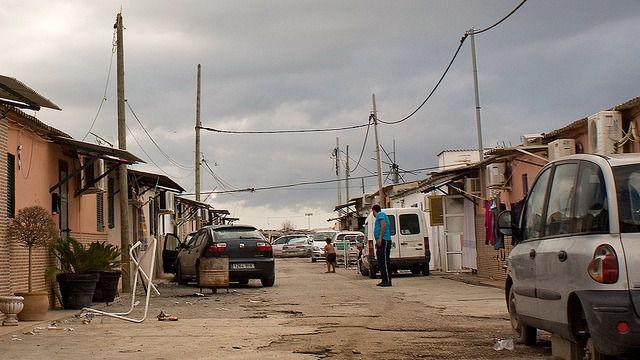 Imagen de archivo del poblado de Son Banya