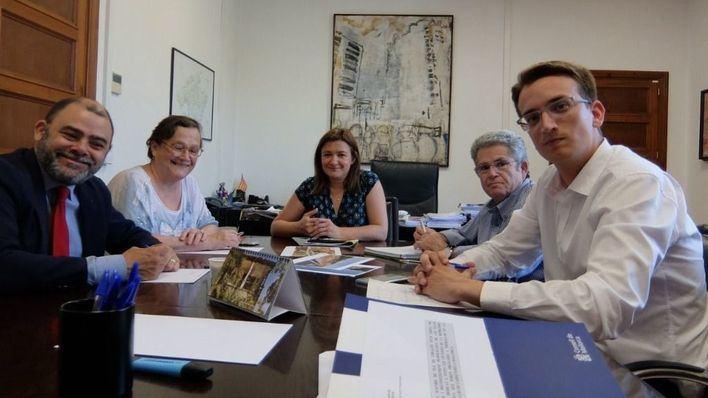 El Consell construirá un memorial para las víctimas del franquismo en Campos