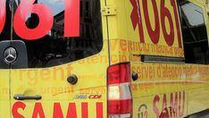 Dos adultos y dos niños intoxicados leves por humo en un incendio