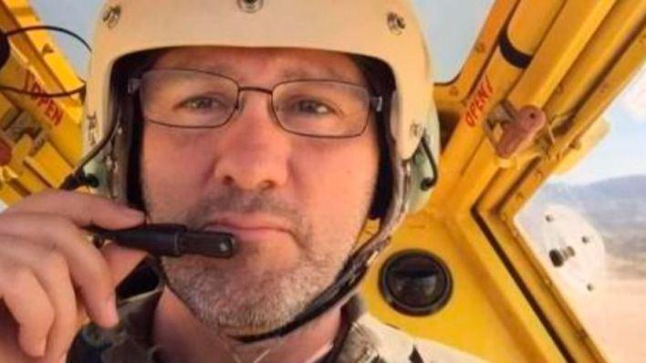 El funeral del piloto fallecido en Mallorca será este viernes en Moguer