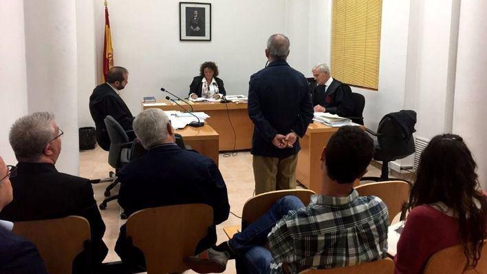 La Audiencia declara que las murallas de Sant Salvador son del Ayuntamiento y no de la parroquia