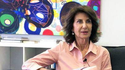 La presidenta de CAEB, Carmen Planas