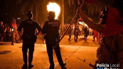 166 agentes velarán por la seguridad en la Revetla de Palma