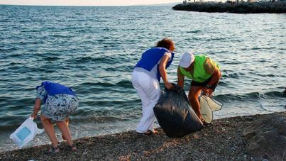 Hacia una Nit de Sant Joan más limpia y con menos plásticos