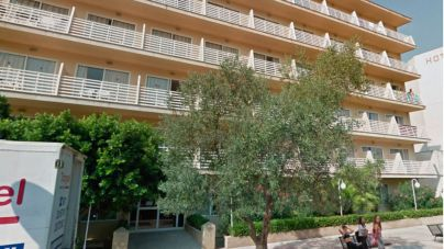La Guardia Civil investiga la muerte de un turista en un hotel de s'Arenal