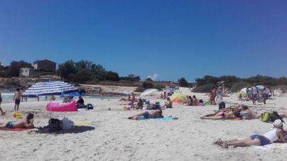 Sol y mucho calor este fin de semana en Mallorca