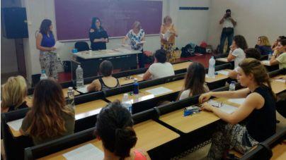 4.865 profesores opositan en Balears para conseguir una plaza fija