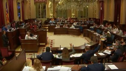 El Parlament debatirá el miércoles la supresión del aforamiento de diputados y miembros del Govern