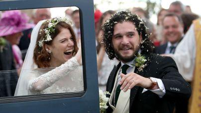 Jon Snow e Ygritte se casan en la vida real