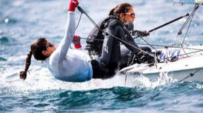 Silvia Mas y Patricia Cantero ganan la Semana Olímpica de Kiel