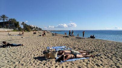 Semana de mucho calor en Mallorca con máximas de 32 grados