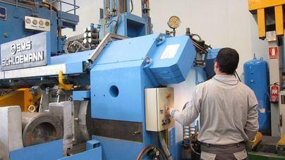 Los precios industriales en Balears suben un 6,1 por ciento en mayo