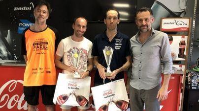 Kevin Ávila y Raúl Minguella, campeones del Torneo mallorcadiario.com
