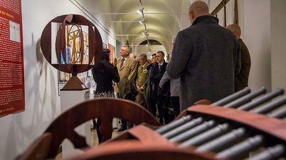 Amplían la muestra itinerante 'Los inventos de Leonardo da Vinci'