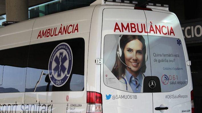 Detenido un conductor por provocar la muerte de un motorista en Ibiza