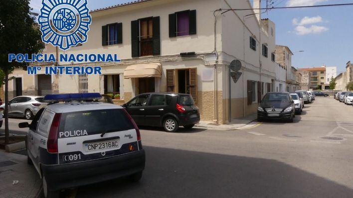 Detienen a un presunto maltratador por llevarse a la fuerza a un niño de la guardería en Manacor
