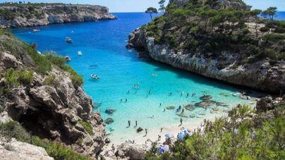 Sol y temperaturas hasta 32 grados en Mallorca