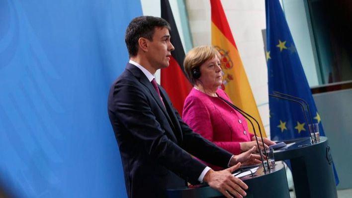 Sánchez anuncia más financiación de la UE para España ante la inmigración