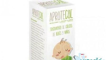 Retiran del mercado un producto para cólicos de bebés por alergia