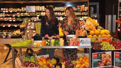 Eroski vendió cuatro millones de kilos de frutas locales en 2017