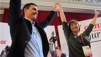 """Armengol y el presidente de Canarias piden una reunión """"urgente"""" en Madrid"""