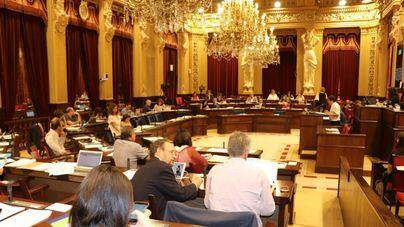 Unanimidad y primer paso en el Parlament para eliminar el aforamiento a diputados y Govern