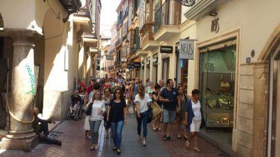 Las ventas del pequeño comercio crecen en Balears un 0,5 por ciento en mayo