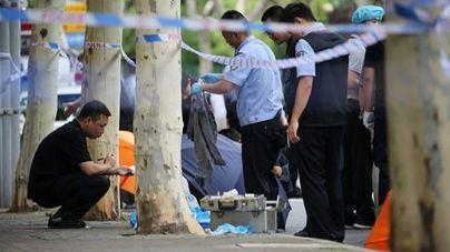 Un hombre mata a dos niños en una escuela de primaria de Shanghái