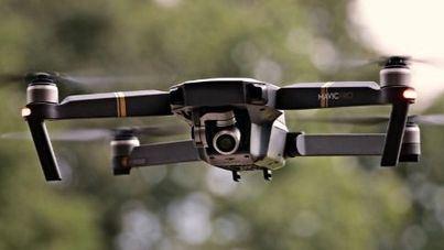 Las carreras de drones siguen de moda
