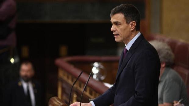 Aprobados los presupuestos de Rajoy que ejecutará Sánchez