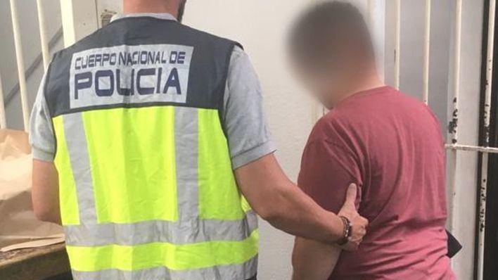 El detenido ya ha pasado a disposición judicial
