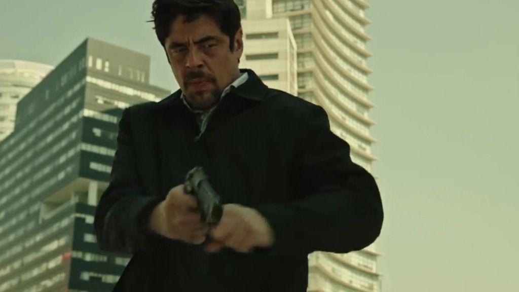 Benicio del Toro vuelve a los cines con 'Sicario: El día del soldado'