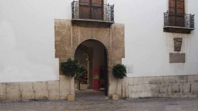 El PP pedirá en el Senado que se transfieran las tres sedes del Museo de Mallorca al Consell