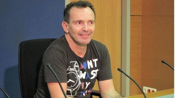 Salvador Aguilera, exdiputado de Podem