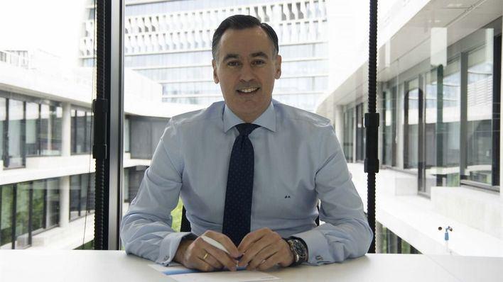 David Conde, nuevo director de BBVA para Balears, Valencia y Murcia