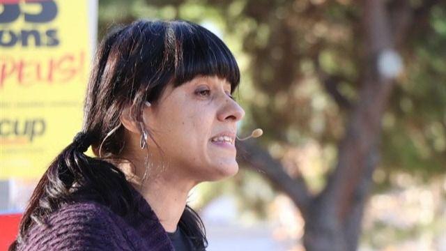 Anna Gabriel logra permiso de residencia en Suiza para cinco años