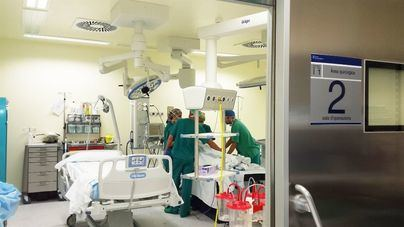 Quirófano del hospital