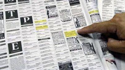 La mayoría de los lectores opinan que se deberían prohibir los anuncios de contactos y prostitución
