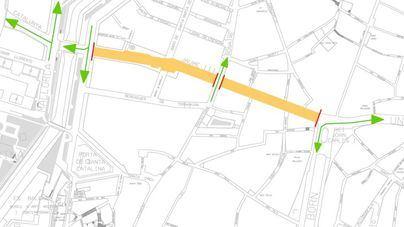 Cortes de tráfico este domingo en Jaume III por la XXII Concentración Motera MotoRock