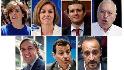 2.826 afiliados al PP en Balears votarán a su nuevo presidente en las primarias del próximo 5 de julio
