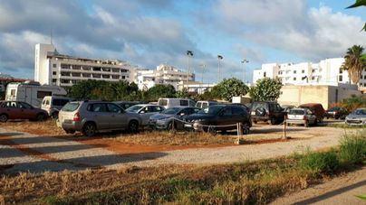 Exige el precinto de un parking de Santa Eulària 'por irregularidades'