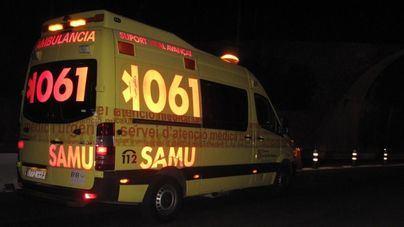 Fallece en Sant Antoni de Portmany un motorista tras ser arrollado por un autobús