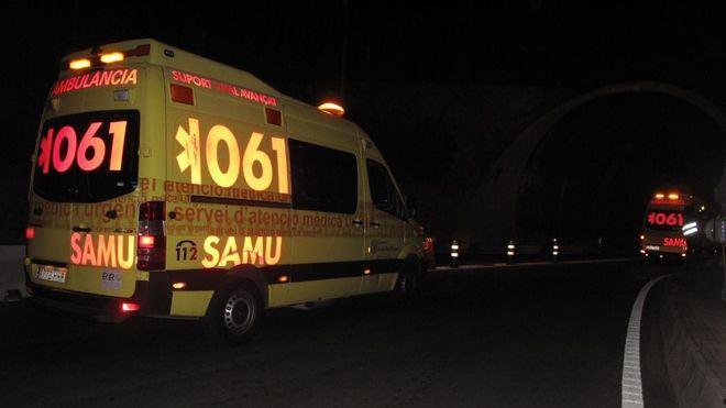 Fallece un joven británico de 34 años arrollado por un autobús en Sant Antoni